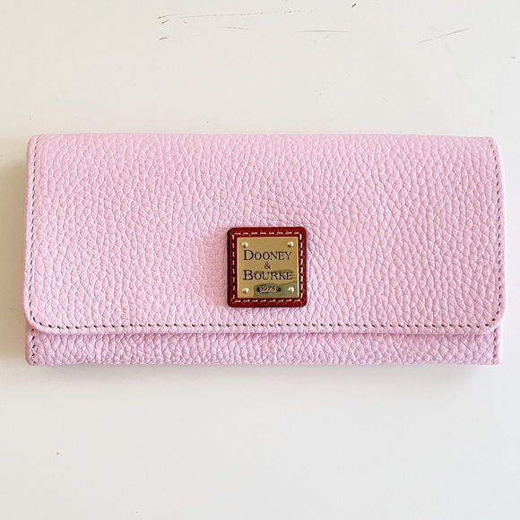 Dooney & Bourke Handbags - Dooney and Bourke Pink Wallet